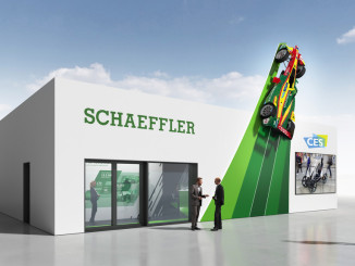 CES 2017: Schaeffler zeigt Mobilitätslösungen von morgen. © spothits/ampnet/Schaeffler