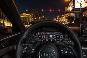 Audi vernetzt sich mit Ampeln in den USA. © spothits/Audi