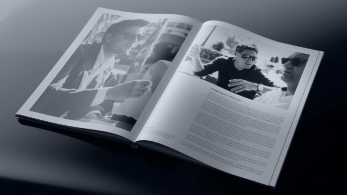 Buch blickt in die Daimler-Designwelt. © spothits/Daimler