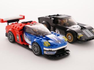 Lego bringt zwei Le-Mans-Sieger von Ford. © spothits/Ford