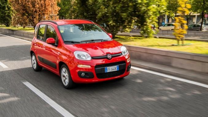 Fiat Panda rutscht unter 7000 Euro. © spothits/Fiat