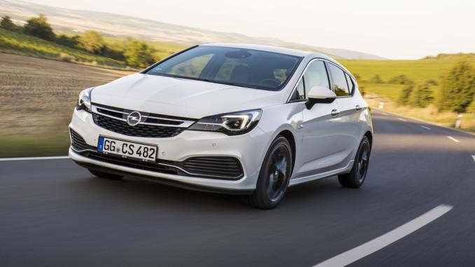 Adaptiver Geschwindigkeitsregler für den Opel Astra © spothits/Auto-Medienportal.net/Opel