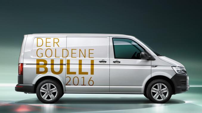 """Volkswagen Nutzfahrzeuge verleiht den """"Goldenen Bulli"""". © spothits/Auto-Medienportal.net/Volkswagen"""