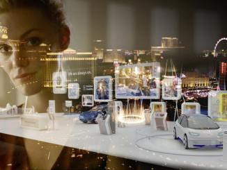 CES 2017: Volkswagen setzt auf Konnektivität. © spothits/Auto-Medienportal.net/Volkswagen