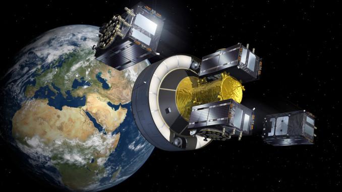 Nach 13 Jahren steht jetzt die europäische Satellitennavigation. © spothits/Auto-Medienportal.net