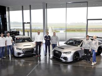 Auslieferung des Audi RS 3 LMS hat begonnen. © spothits/Auto-Medienportal.net/Audi
