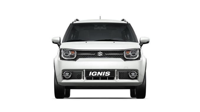 Suzuki Ignis startet bei 11 900 Euro. © spothits/Auto-Medienportal.net/Suzuki