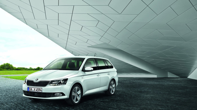 Skoda bringt Drive-Sondermodell vom Fabia und Rapid. © spothits/Auto-Medienportal.net/Skoda
