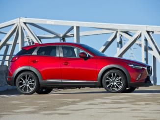 Mazda weitet CX-3-Produktion aus. © spothits/Foto: Auto-Medienportal.Net/Mazda