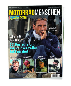 Kleine Winterlektüre: Motorräder, Menschen und Meditation © spothits/Nitschke-Verlag