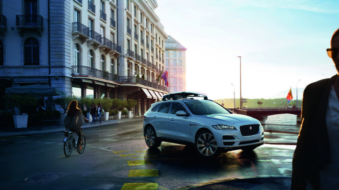 Jaguar und Land Rover steigen in Mobilitätslösungen ein. © spothits/Amp.Net/Jaguar Land Rover