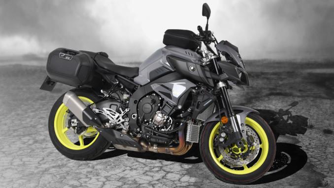 Hepco & Becker rüstet Yamaha MT-10 aus. © spothits/Yamaha