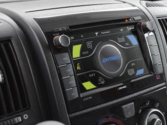 Hymer Smart Control. Foto: spothits/Hymer