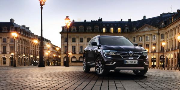 Renault Koleos. © spothits/Renault