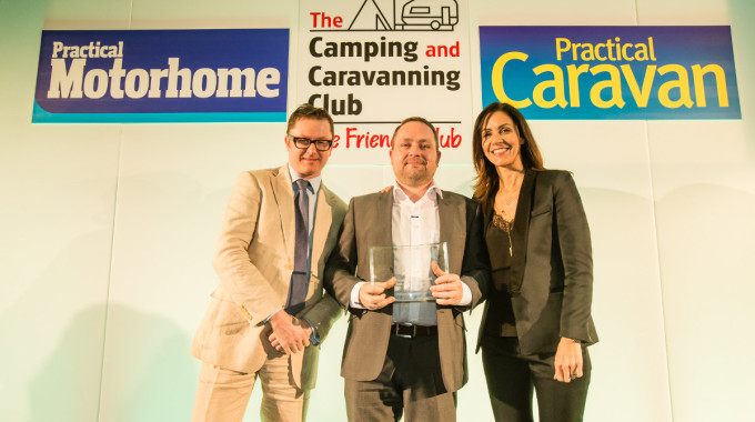 """Owner Satisfaction Awards"" für Hymer. Foto: spothits/Hymer"