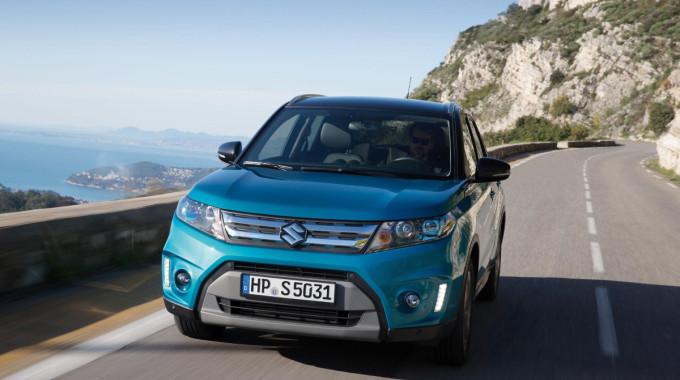 Suzuki Vitara Comfort+ 1.6 DDiS Allgrip. Foto: spothits/Suzuki