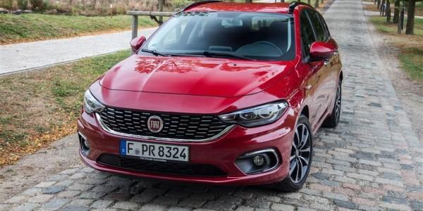 Fiat Tipo Kombi. Foto: spothits/Fiat