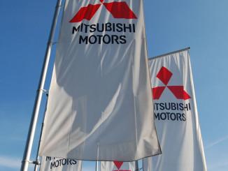 Mitsubishi. Foto: spothits/ampnet/Mitsubishi