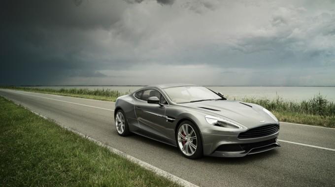 Aston Martin Vanquish. Foto: spothits/ampnet/Aston Martin