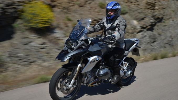 BMW R 1200 GS. Foto: spothits/ampnet/BMW