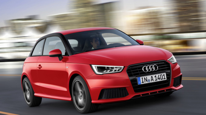 Audi A1. Foto: spothits/ampnet/Audi