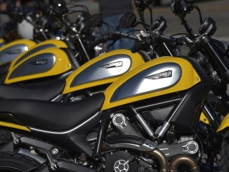 Ducati Scrambler. Foto: spothits/ampnet/Ducati