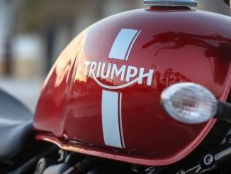 Triumph. Foto: spothits/ampnet/Triumph
