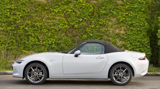 Mazda MX-5. Fotos: spothits/ampnet/Mazda
