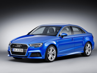 Audi A3 Limousine. Foto: spothits/ampnet/Audi