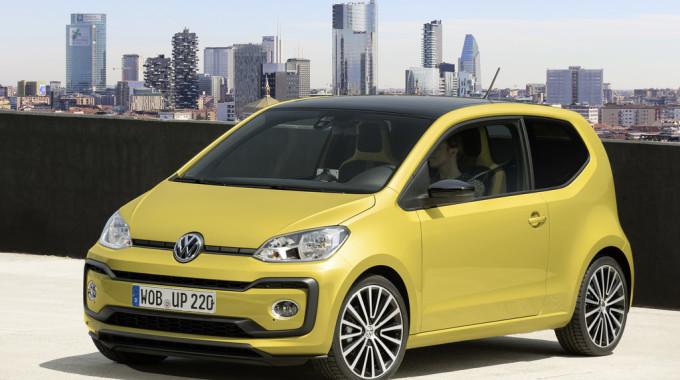 VW up!. Foto: spothits/ampnet/VW