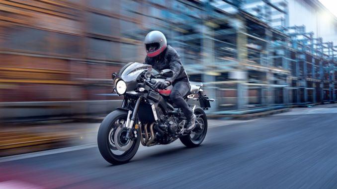 Yamaha XSR 900 Abarth. Foto: spothits/ampnet/Yamaha