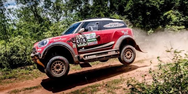 Mini John Cooper Works Rallye. © spothits/ampnet/BMW