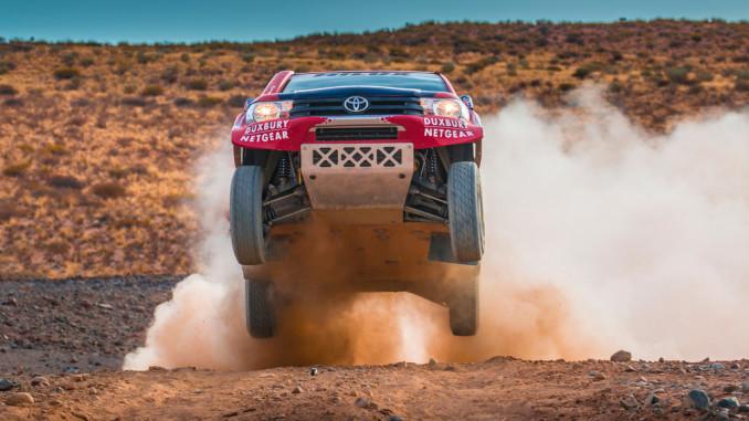 Toyota Gazoo Hilux Evo. © spothits/ampnet/Toyota