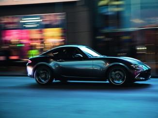 Mazda MX-5 RF. © spothits/ampnet/Mazda