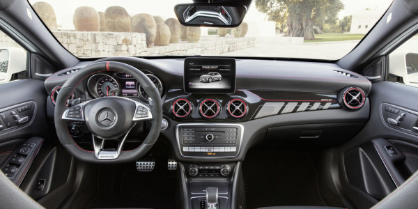 Detroit 2017: Facelift Mercedes-Benz GLA. Foto: spothits/ampnet/Daimler