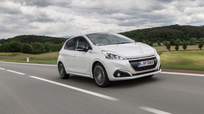 Peugeot 208. Foto: spothits/ampnet/Peugeot