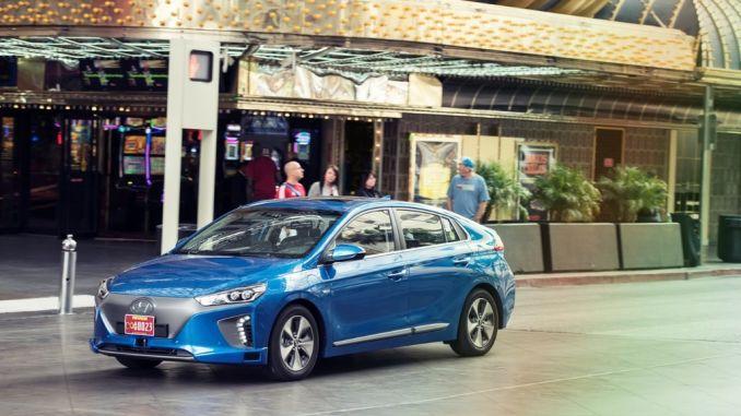 Hyundai Ioniq Autonomous Concept. Foto: spothits/ampnet/Hyundai
