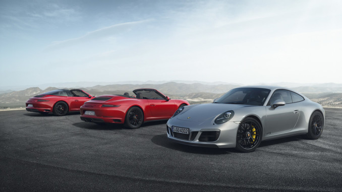 Porsches 911-Familie wächst. Foto: spothits/ampnet/Porsche