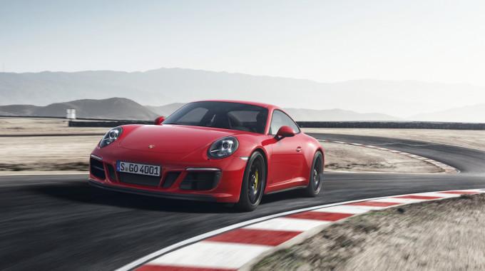 Porsche 911 Carrera GTS. Foto: spothits/ampnet/Porsche
