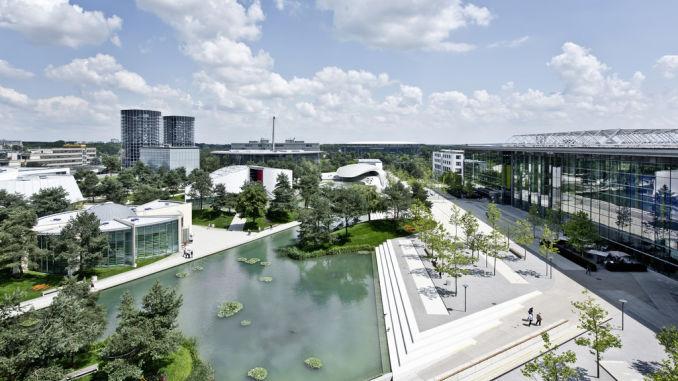 Die Autostadt in Wolfsburg. Foto: spothits/ampnet/VW