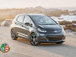 Chevrolet Bolt EV. Foto: spothits/ampnet/Chevrolet
