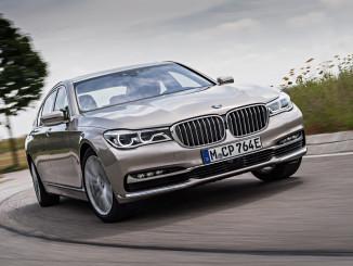 BMW 740Le xDrive iPerformance. Foto: spothits/ampnet/BMW