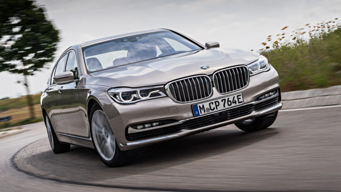 BMW 740Le xDrive iPerformance. Foto: spothits/ampnet/BMW