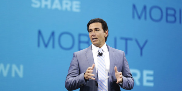 NAIAS 2017: Ford-Vorstandschef Mark Fields. Foto: spothits/ampnet/Ford