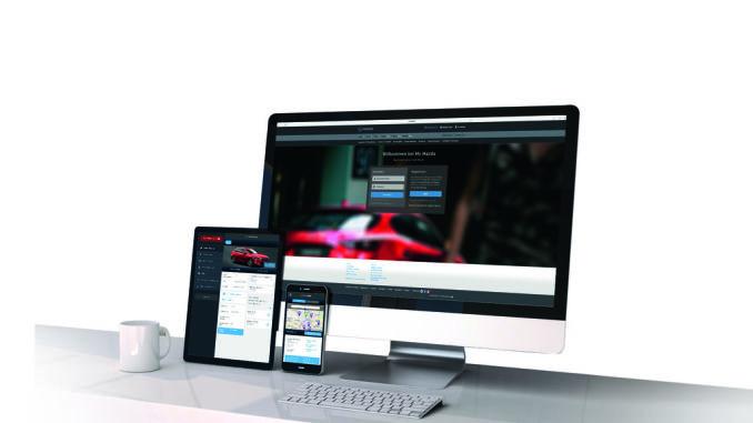 """""""My Mazda""""-App. Foto: spothits/ampnet/Mazda"""