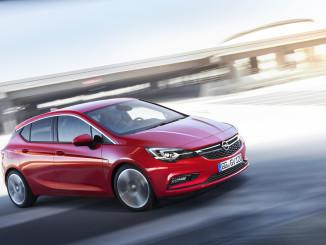 Opel Astra. Foto: spothits/ampnet/Opel