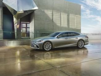 Detroit 2017: Neuer Lexus LS heimst erste Preise ein. Foto: spothits/ampnet/Lexus