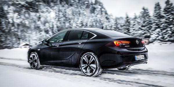 Opel Insignia Grand Sport. Foto: spothits/ampnet/Opel