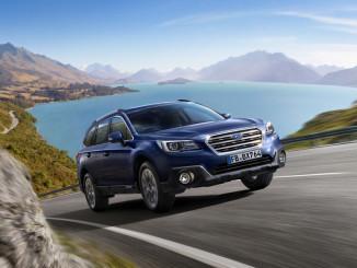 Subaru Outback rollt sicherer ins neue Jahr. Foto: spothits/ampnet/Subaru