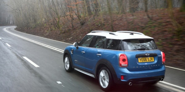 Mini Countryman. Fotos: spothits/ampnet/BMW